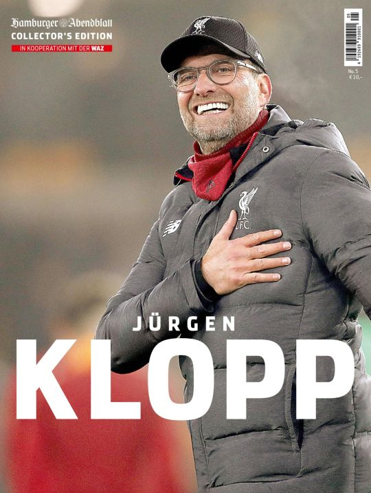 Hamburger Abendblatt Collectors Edition Juergen Klopp