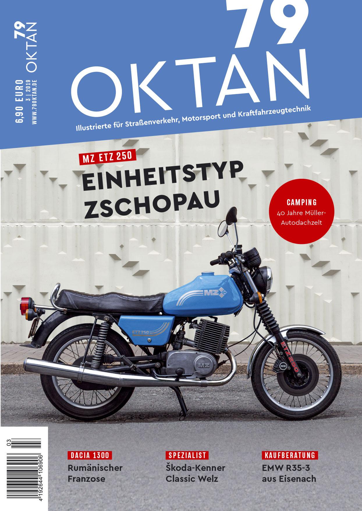 Das Magazin 79Oktan im Handel finden!