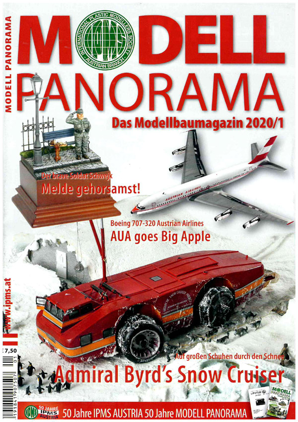 Das Magazin Modell Panorama im Handel finden!